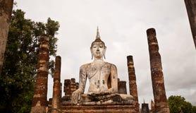 Buddha que se sienta Fotografía de archivo