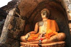 Buddha que se sienta Foto de archivo libre de regalías
