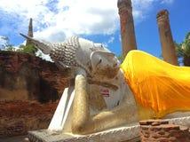 buddha recliing Fotos de Stock