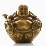 Buddha redondo. imagem de stock