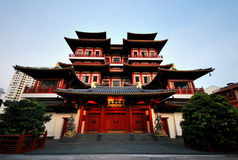 Buddha Relic Temple Stock Images
