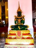 Buddha religion freedom of temple Thailand Royalty Free Stock Image