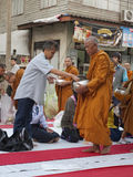 Buddha-Religionkultur Stockfotos