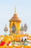 buddha relikrelikskrin thailand Royaltyfria Foton
