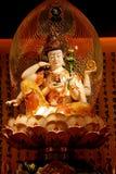 buddha relikwii Singapore świątyni ząb Zdjęcie Stock