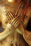 buddha ręka Obraz Stock