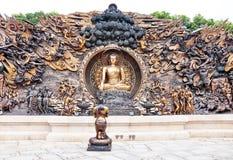 buddha rzeźba Obraz Stock