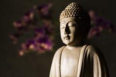 buddha rzeźba Fotografia Royalty Free