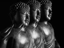 buddha rzeźba Zdjęcie Stock