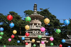 Buddha's Birthday Royalty Free Stock Images