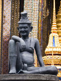 The Buddha's doctor statue Stock Photography