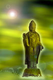 Buddha's enlightenment Stock Photography