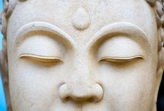 Buddha's eyes Royalty Free Stock Photo