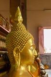 Buddha's face close up . Stock Photography
