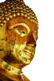 Buddha's face Stock Photography