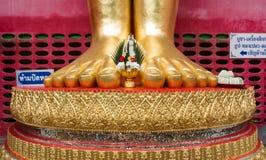 Buddha's Foot Stock Photography