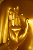 Buddha's hand. Royalty Free Stock Photo
