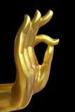 Buddha's hand Stock Image