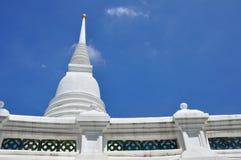 Buddha 's-pagoda i Thailand Royaltyfria Bilder