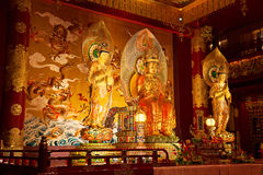 Buddha's Relic Tooth Temple Stock Images