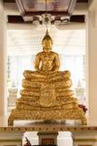 Buddha's sacred Thailand, people worship Stock Image