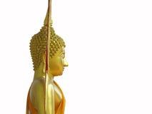 Buddha's side face Stock Photo