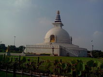 Buddha's. Time architecture Stock Image