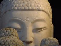 Buddha& x27; s twarz Zdjęcie Royalty Free