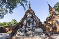 Buddha in sagaing , Mandalay Stock Photography