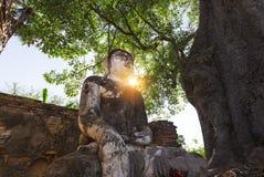 Buddha in sagaing , Mandalay Royalty Free Stock Images