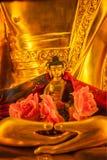 Buddha Sakyamuni statue Stock Photography