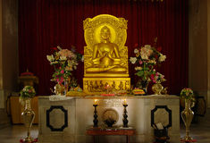 Buddha at Sarnath India Stock Photography