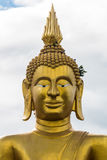 Buddha satatue in thailand Stock Image