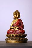 Buddha Sculpture Stock Photo
