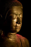 Buddha sculpture Royalty Free Stock Image