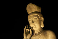 Buddha Sculpture Royalty Free Stock Photos