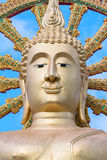 Buddha sculpture Royalty Free Stock Photography