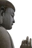 Buddha sculpture Stock Photography