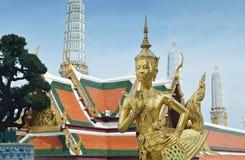 Buddha sculpture Stock Photography