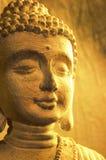 Buddha. Sculpture of a meditating Buddha Stock Photography