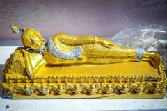 Buddha sculpture in Thailand Royalty Free Stock Photo