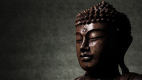 Buddha sculpture stock images