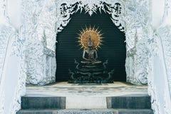 Buddha scuro Fotografia Stock