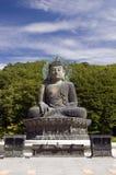 buddha södra korea Arkivbild