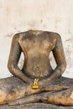 Buddha senza testa Fotografia Stock