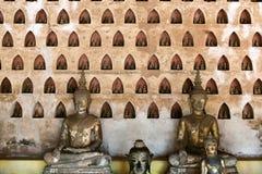 Buddha setzte Lizenzfreie Stockfotografie