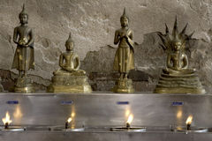 Buddha  seven days. Stock Photography