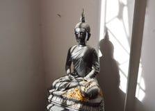 Buddha on the shadow Stock Photo