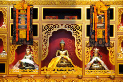 Buddha Shakyamuni Royalty Free Stock Photos