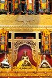 Buddha Shakyamuni Royalty Free Stock Photo